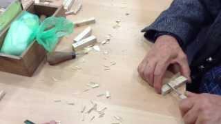 Kézműves foglalkozások - Zselickisfalud IKSZT 1.