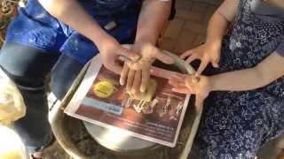 Hogyan korongozzunk? Korongozás oktató videó 1.